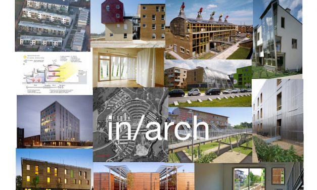 IN/Arch Piemonte per l'architettura sostenibile