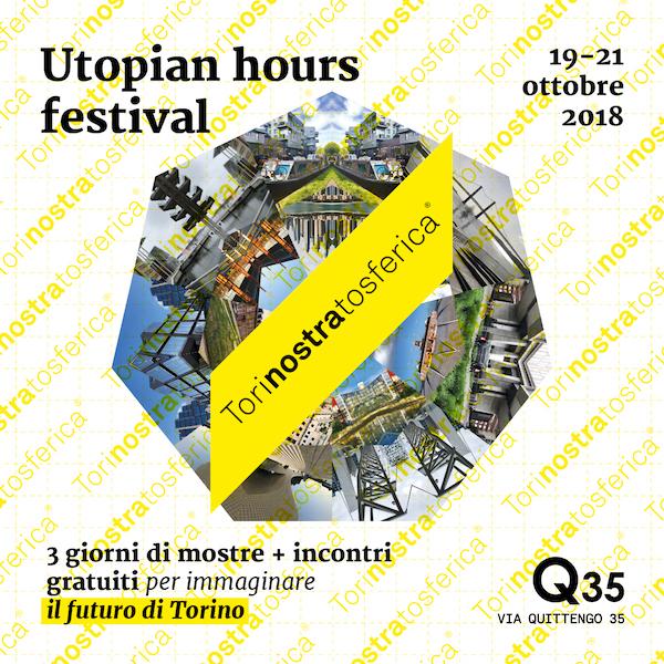 Torinostratosferica Utopian Hours